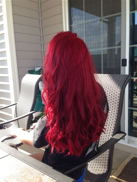 17 Best Ideas About Red Hair Dyes On Pinterest Dark Red
