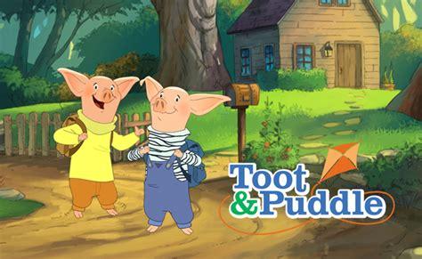toot puddle logopedia  logo  branding site