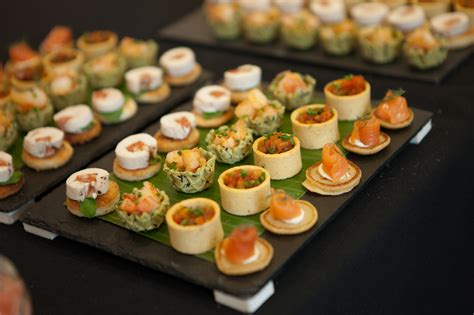 cocktail canapes ideas canapés cocktails caterers