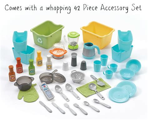 step 2 kitchen accessory set mix up magic in the kitchen with the step2 mixin up magic 8342