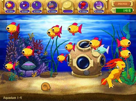 jeux de poisson aquarium insaniquarium gt jeu iphone android et pc big fish