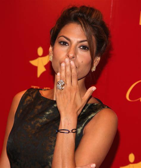 eva mendes launches cartier love charity bracelet