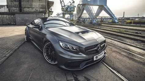 mercedes benz  class coupe  prior design pdsc