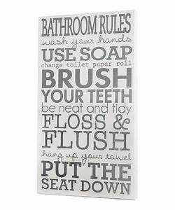 17 best ideas about bathroom subway art on pinterest With what kind of paint to use on kitchen cabinets for music lyrics wall art