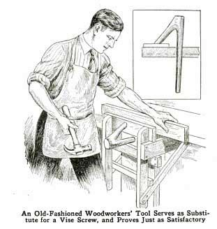 holdfast   backyard popular woodworking magazine