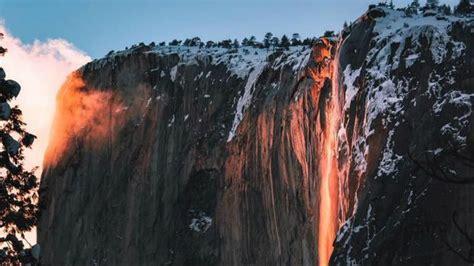 Spectators Flock Yosemite National Park For Annual