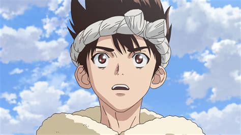 dr stone tv media review episode  anime solution