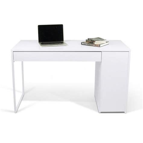 bureau et blanc bureaux meubles et rangements temahome prado bureau