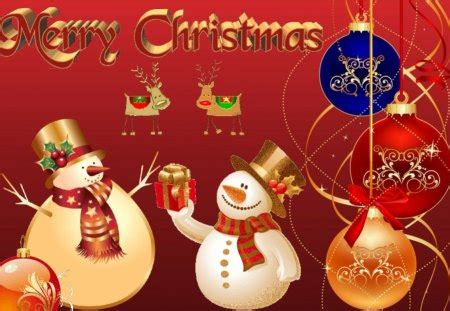 merry chiims wallpaper and gold 3d and cg abstract background wallpapers on desktop nexus image 1251930