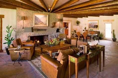 southwest style home traces  spanish colonial native
