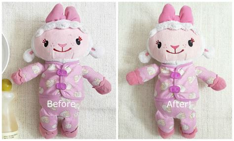 How To Wash A Stuffed Toy With A Battery Pack