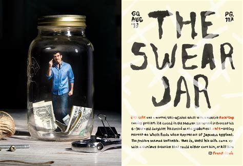 The Swear Jar - Graphis