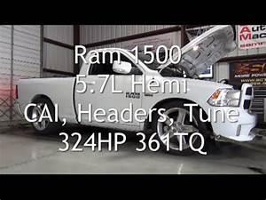 5 7 Hemi Kompressor : ram 1500 5 7l hemi headers cai 324hp 361tq youtube ~ Jslefanu.com Haus und Dekorationen