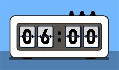 Version 1.00 september 19, 2012, initial release postscript. Premium Vector   Alarm clock with analog boarding font