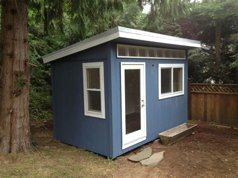 Backyard Office by 8 X 13 Backyard Office Vancouver Westcoast