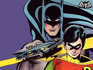Batman and Robin Wallpapers
