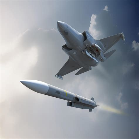 Meteor Integration On F-35 Takes Significant Step Forward