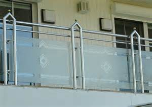 balkongelaender e - Handlauf Balkon
