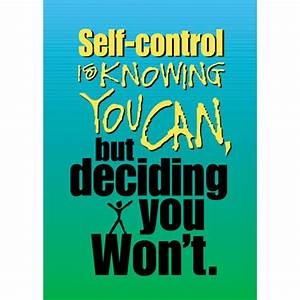 Self Control | Quotes | Pinterest