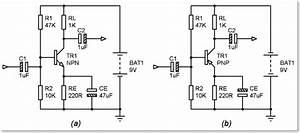 How Can A Pnp Transistor Work As Amplifier