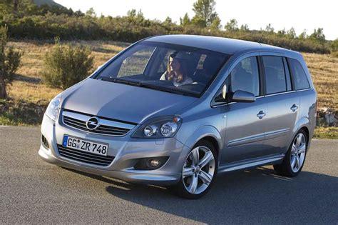 Opel Zafira by 2010 Opel Zafira Photos Informations Articles