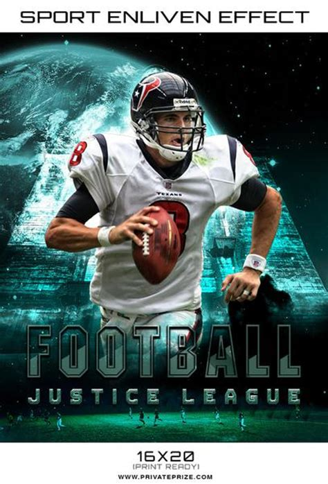 photoshop sports templates football justice league 2017 themed sports template