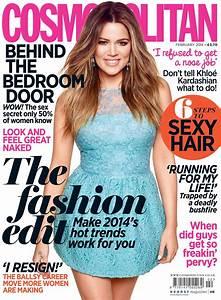 Khloe Kardashian - Cosmopolitan Magazine Cover (UK 2014 ...
