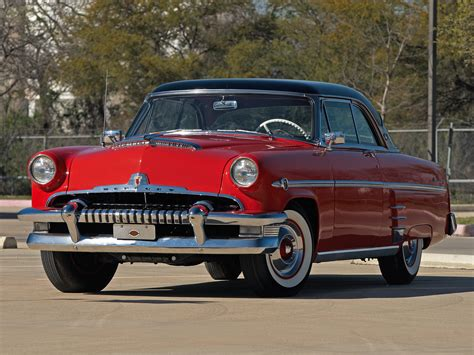 1954 Mercury Monterey Hardtop Coupe 60B retro h wallpaper ...