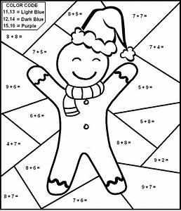 Free Printable Math Coloring Pages for Kids - Best