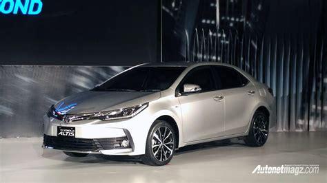 Gambar Mobil Toyota Corolla Altis by Harga Toyota Corolla Altis Baru 2017 Autonetmagz