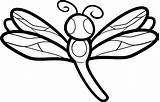 Dragonfly Draw Coloring Pages Step Printable Drawing Drawings Cartoon Animal Print Simple Animals Prints Patterns Hellokids sketch template