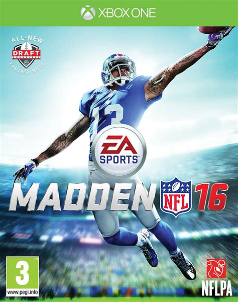 Madden Nfl 16 Xbox One Game Shop Prudhoe
