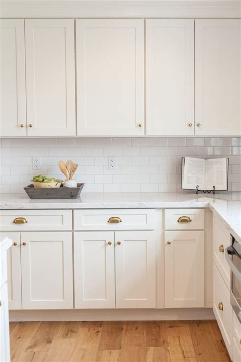 aged brass hardware kitchens pinterest white