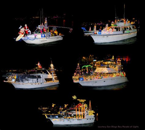 san diego boat parade of lights san diego bay parade of lights christmas boat parade