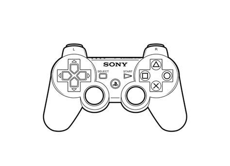 Kaos Logo Stik Ps4 controller clipart ps4 logo graphics illustrations