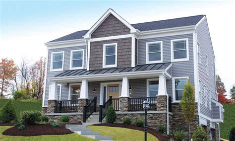 cottage style homes craftsman style house with siding and stone craftsman home builder