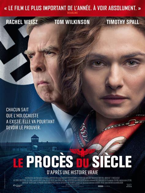 Le Procès Du Siècle  Film 2016 Allociné