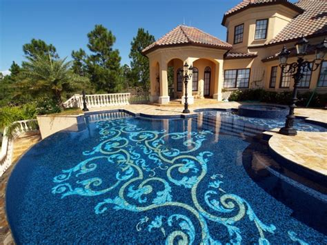 Best Luxury Pool  Interesting Luxury Pool Design