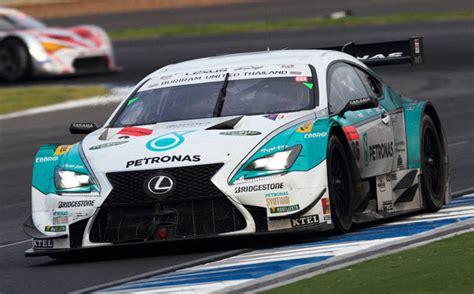 lexus racing team lexus petronas rc f racing