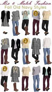 Old Navy Mix And Match Wardrobe For Fall How Was Your Day