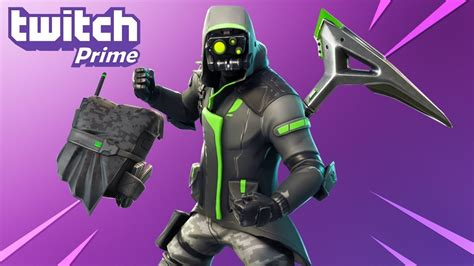 twitch prime  skins  fortnite twitch prime