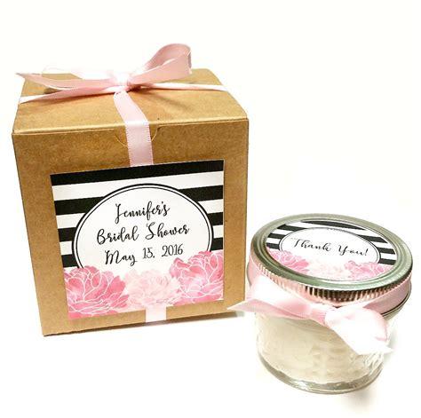 25 Bridal Shower Favors Wedding Favors Candle Favor