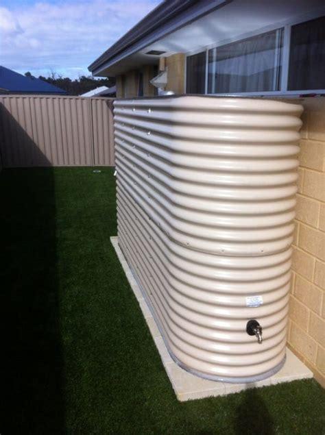 slimline tanks rainfill tanks  perth wa