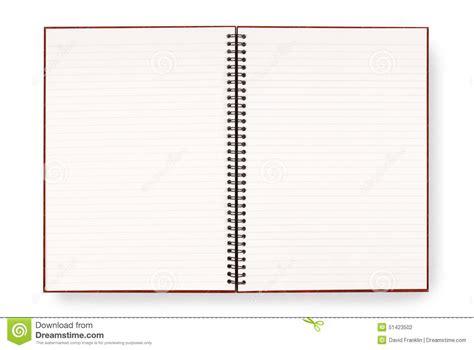 Blank Book Isolated Stock Photography  Cartoondealercom #8618312