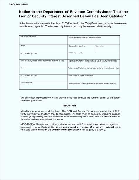 intent  lien letter template texas collection letter