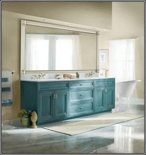 Large Vanity Mirror by Brushed Nickel Bathroom Mirror As Sweet Wall Decoration