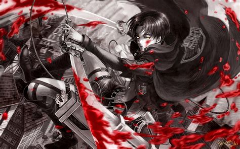 Feel free to use this wallpaper. Levi Attack on Titan Image 6g Wallpaper HD
