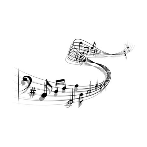 So… here's some basic italian for you music-notes-vector.png liked on Polyvore featuring music ...