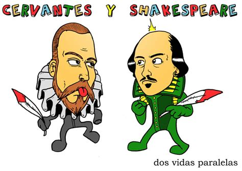 Shakespeare Resumen Para Niños by Miguel De Cervantes Y William Shakespeare Dos Vidas Paralelas Ideas Para La Clase