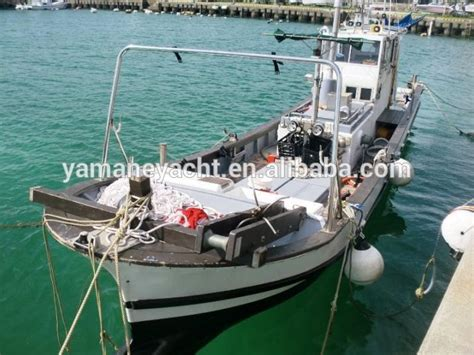 Small Boat Japan by Japan Used Fiberglass Diesel Engine Fishing Boat Cheap